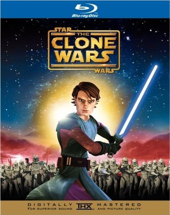 Star Wars: The Clone Wars (Blu-ray)