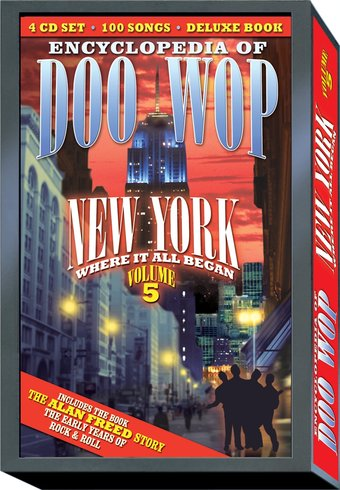 Encyclopedia of Doo Wop, Volume 5 (4-CD Box