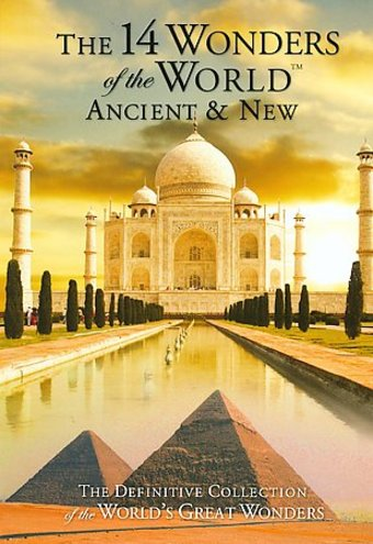 14 Wonders of the World: Ancient & New