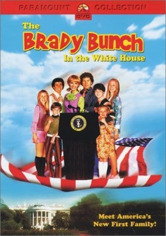 Brady Bunch - In the White House