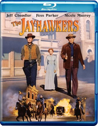 The Jayhawkers (Blu-ray)