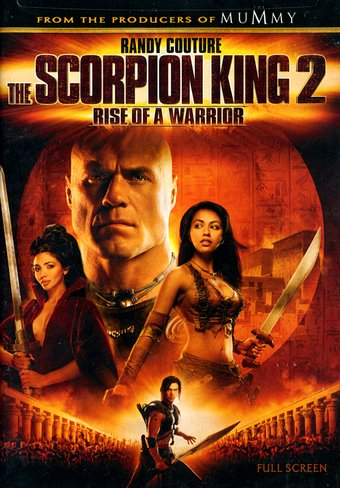 The Scorpion King 2: Rise of a Warrior (Full