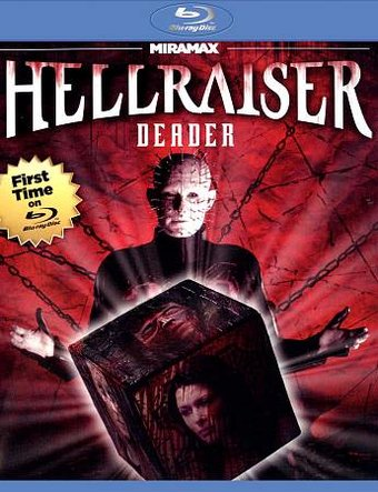 Hellraiser: Deader (Blu-ray)