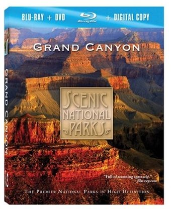 Scenic National Parks: Grand Canyon Combo Pack