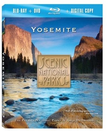 Scenic National Parks: Yosemite Combo Pack