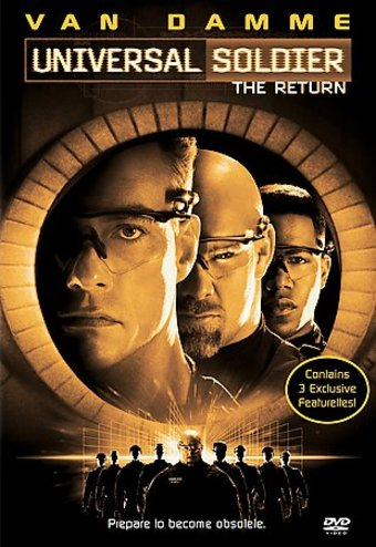Universal Soldier: The Return (Full Screen)