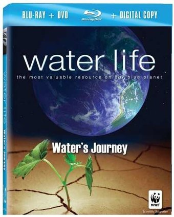 Water Life: Water's Journey [Blu-ray plus DVD and