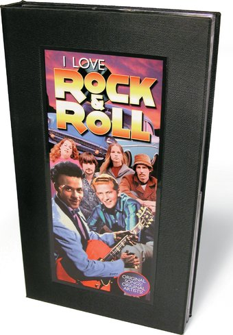 I Love Rock & Roll (10-CD Set)