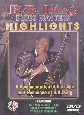 B.B. King - Blues Masters Highlights: A