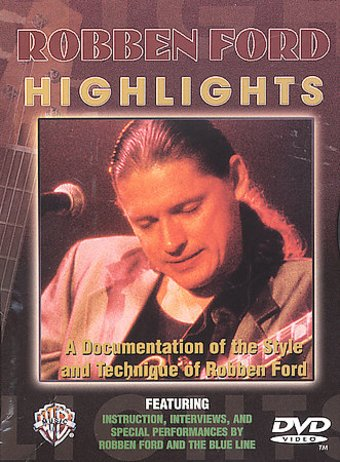 Robben Ford - Highlights