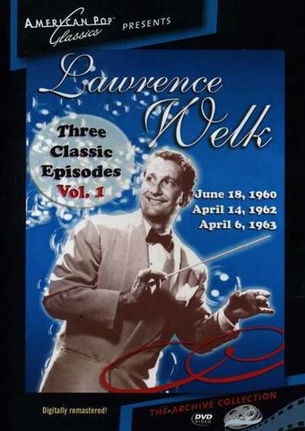 Lawrence Welk Show - 3 Classic Episodes [Import]