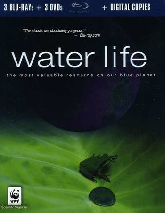 Water Life Collection [Blu-ray plus DVD and