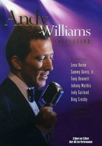 Andy Williams - Collection (3-DVD)