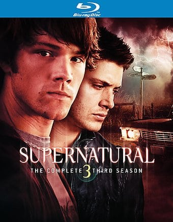 Supernatural - Season 3 (Blu-ray)