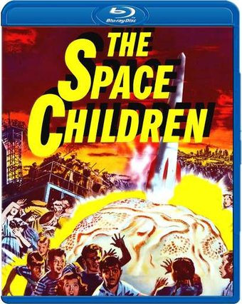 The Space Children (Blu-ray)