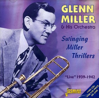 Swinging Miller Thrillers (Live) (2-CD)