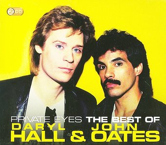 Private Eyes: The Best Of (2-CD)