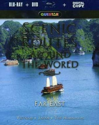 Scenic Routes Around the World - Far East
