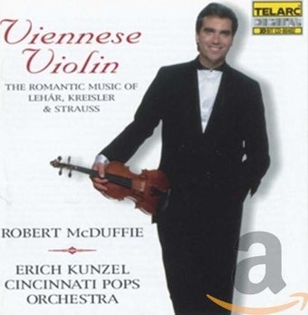 Viennese Violin: The Romantic Music of Lehar,