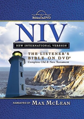 NIV - The Listener's Bible on DVD (2-DVD)