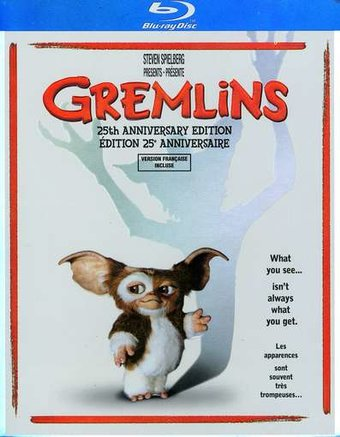 Gremlins (Blu-ray, 25th Anniversary Edition)
