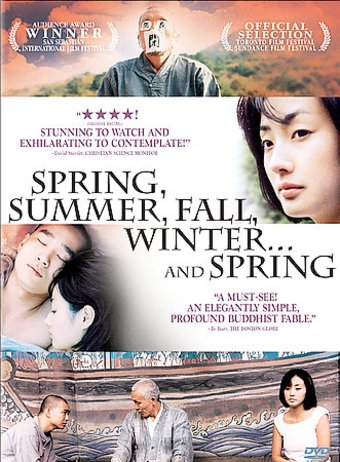 Spring, Summer, Fall, Winter... And Spring