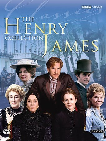 The Henry James Collection (6-DVD)