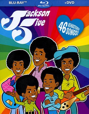 Jackson 5ive - Complete Animated Series (Blu-ray