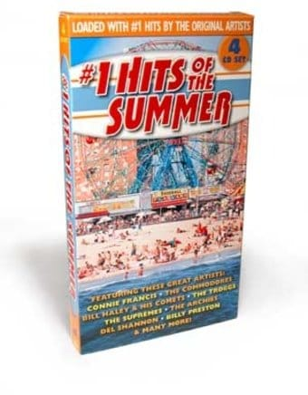 #1 Hits of the Summer (4-CD)
