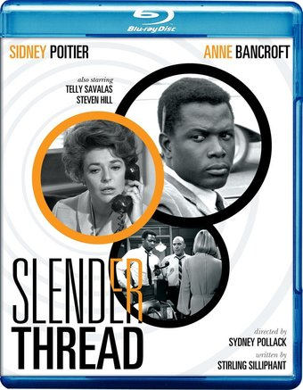 The Slender Thread (Blu-ray)