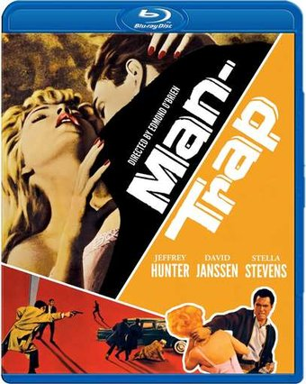 Man-Trap (Blu-ray)