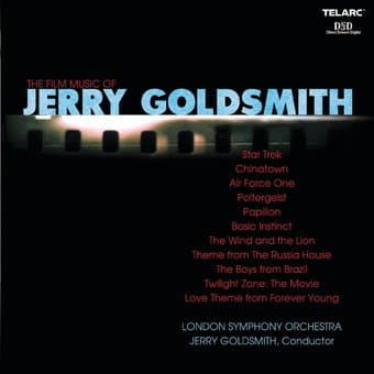 Film Music of Jerry Goldsmith