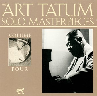 The Art Tatum Solo Masterpieces, Volume 4