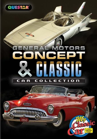 Cars - My Classic Car: General Motors Concept &