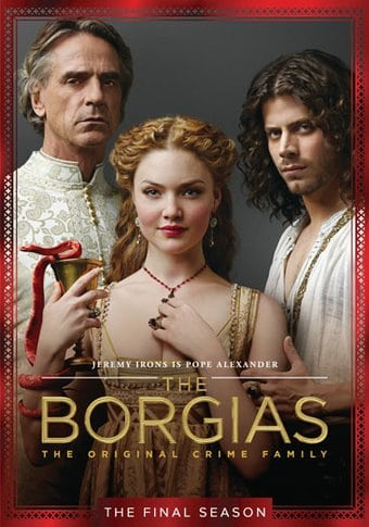 The Borgias - Season 3 (3-DVD)