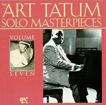 The Art Tatum Solo Masterpieces, Volume 7