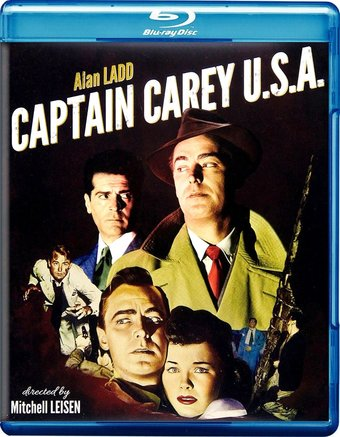 Captain Carey U.S.A. (Blu-ray)