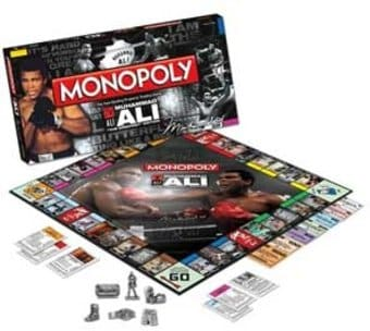 "Muhammad Ali - Monopoly: ""The Greatest"" Edition"""
