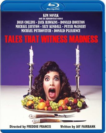Tales That Witness Madness (Blu-ray)