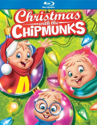 Christmas with the Chipmunks (Blu-ray)