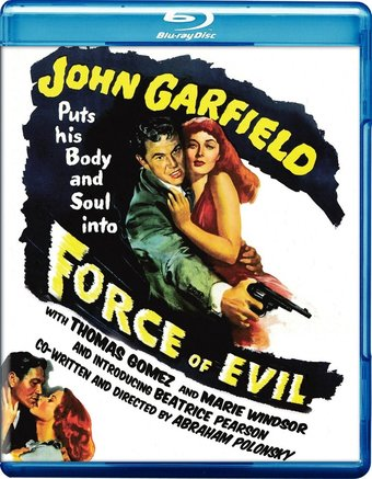 Force of Evil (Blu-ray)