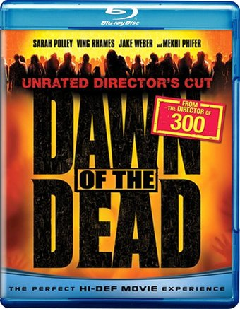 Dawn of the Dead (Director's Cut) (Blu-ray)
