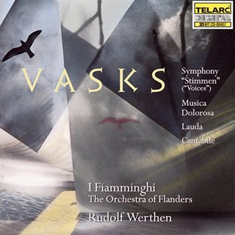 Vasks: The Music of Peteris Vasks