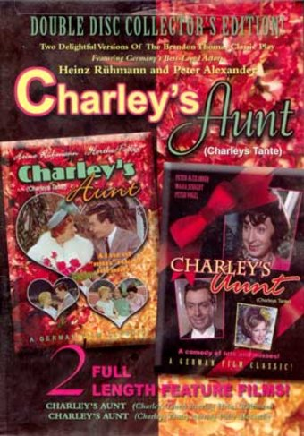 Charley's Aunt - Double Feature