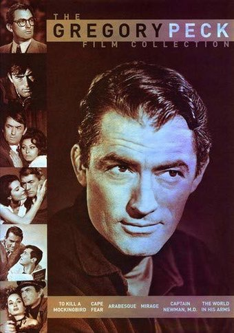 The Gregory Peck Film Collection (To Kill A