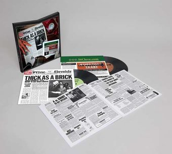 Thick As A Brick 1 & 2 Boxset (2-LPs - 180GV - 80