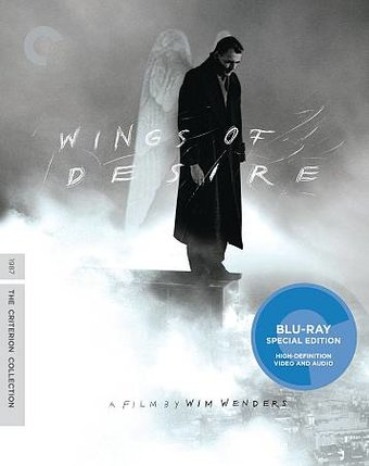 Wings of Desire (Blu-ray, Criterion Collection)