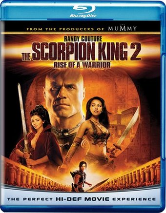 The Scorpion King 2: Rise of a Warrior (Blu-ray)