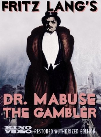Dr. Mabuse, the Gambler (2-DVD)