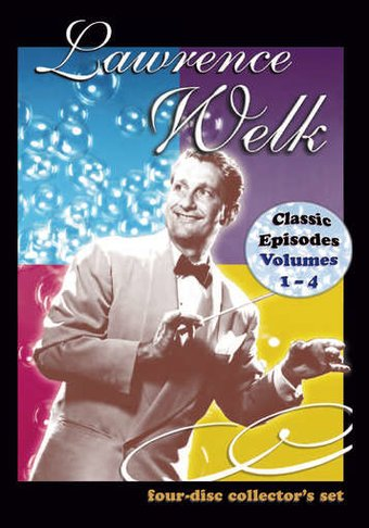 Lawrence Welk Show - Classic Episodes - Volumes